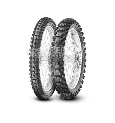 Pirelli SCORPION MX HARD